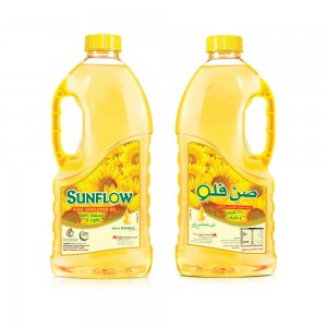 Sunflow Pure Sunflower Oil 2x1.8Ltr