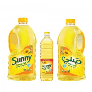Sunny Cooking Oil 2x1.8l + 750ml