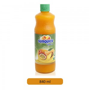 Sunquick Mix Fruits Drink - 840 ml