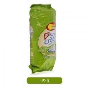 SunRice-Thin-Sour-Cream-Chives-Flavored-Rice-Cakes-195-g_Hero