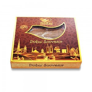 KINGDOM DATES Dubai Souvenir Box - 350 gm