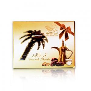 KINGDOM DATES Almond - 250 gm