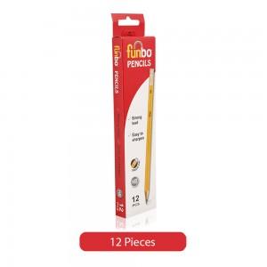 The-Book-Shop-Funbo-Pencil-12-Pieces_Hero