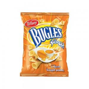 Tiffany Bugles Cheese Polybag, 2x22x13gm