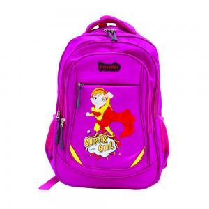 "Traveller Traveller School Bag 17.5"""