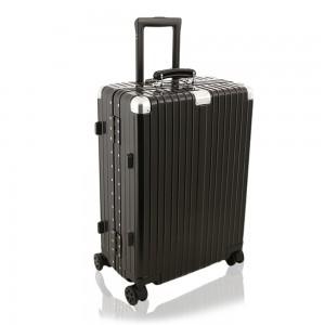 Transline-Aluminum-Frame-Luggage-Trolley-Black-24-inch_Hero
