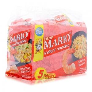 TRDP Mario Shrimp Flavor Instant Noodles - 350 g