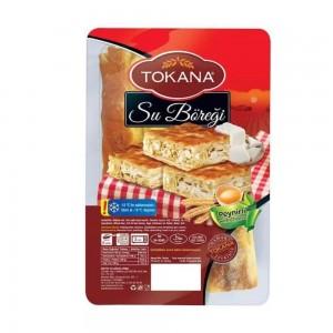 Tokana Turkish Su Borek With Cheese Flakes 500grams
