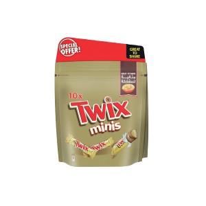 Twix Mini - 2 x 200 gm