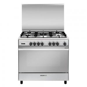 GLEMGAS 90x60 Gas Cooker UN9612GI
