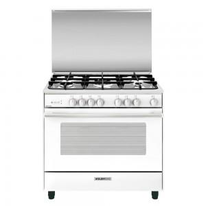 GLEMGAS 90x60 Gas Cooker  UN9612GX/FS