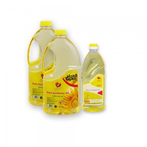 Union Sunflower Oil 2 x 1.8 + 750Ml canola