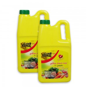 Union Vegetable Oil Twin Pack