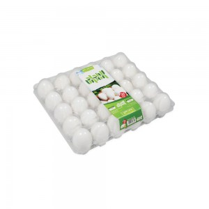 Union White Large Eggs Fresh - 30 Pieces