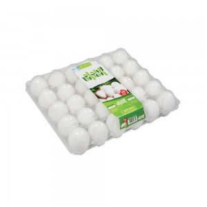 Union White Medium Eggs, 30's