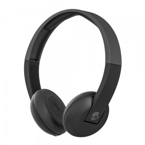Skullcandy Uproar Bluetooth On Ear Headphone Black S5URHW-509