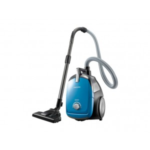 Samsung Canister Vacuum Cleaner 2000 Watt - Turquoise Green, VC20CHNDCNC
