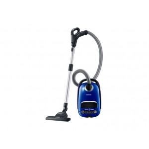 Samsung Canister Vacuum Cleaner 2100 Watt - Vital Blue, VC21F60JUDB