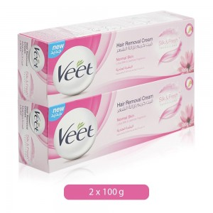 Veet-Hair-Removal-Cream-for-Normal-Skin-2-x-100-g_Hero