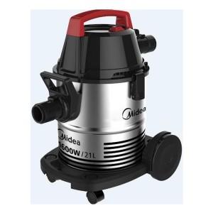 Midea Drum Vacuum Cleaner 1600W-Wt&D VTW21A15T