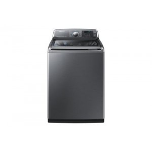 Samsung Top Loading Washer With Activ Dualwash, 18 Kg WA18J8700GP