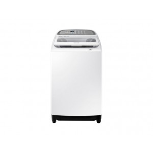 Samsung Top Loading Washer With Activ Dualwash, 8.5 Kg WA85J5710SW
