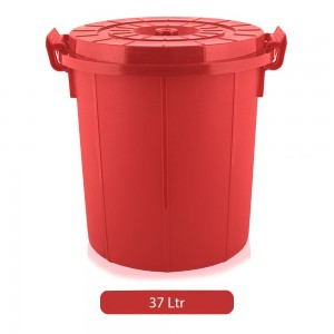 Welltex-AG110L-Bucket-with-Lid-37-Ltr_Hero