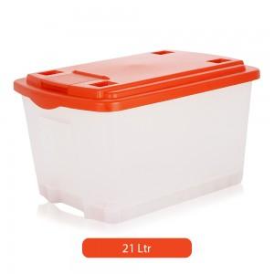 Welltex-AG335-Rolling-Box-Clear-21-Ltr_Hero