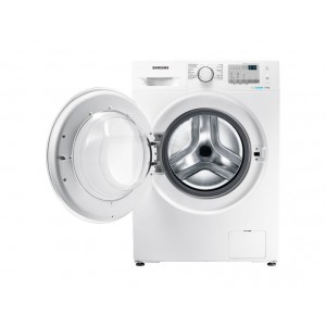 Samsung Front Loading Washing Machine with Eco Bubble technology, 7 kg WW70J4263IW