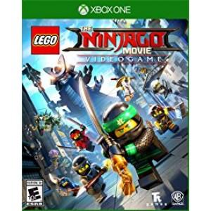X Box One Game Lego Ninja Go