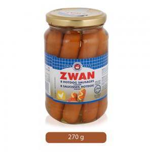 Zwan-Chicken-8-Hot-Dog-Sausages-270-g_Hero