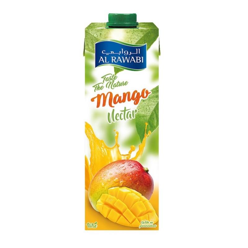 Al Rawabi Mango Nectar 1 Ltr