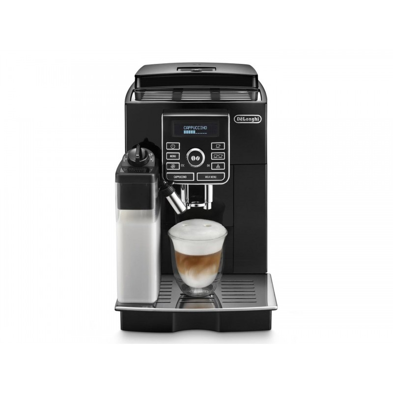 De'Longhi Fully Automatic Bean to Cup Coffee Machine, ECAM25.462