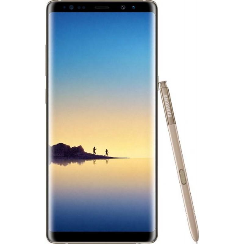 Samsung Galaxy Note 8 Dual Sim 64 GB MAPLE GOLD SM-N950FZDD