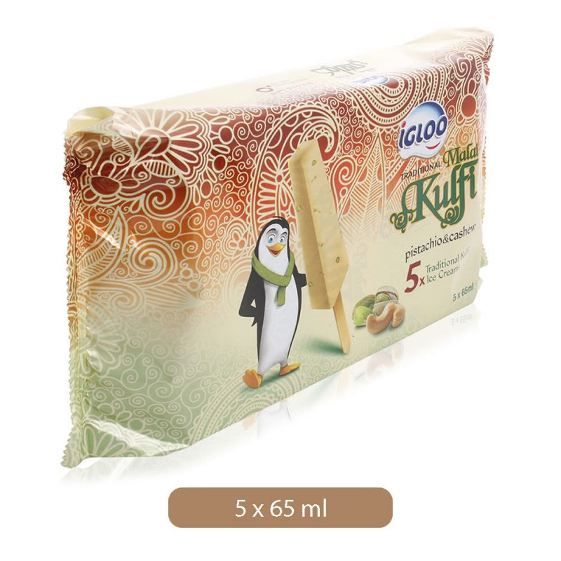 Igloo-Traditional-Pistachio-Cashew-Malai-Kulfi-5-x-65-ml_Hero