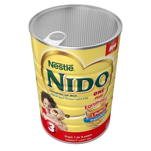 Nestle Nido Fortiprotect One Plus (1-3 Years Old) growing Up Milk