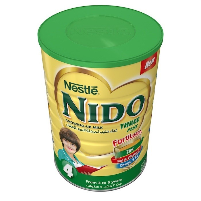 Nestle Nido Fortiprotect Three Plus (3-5 Years Old) growing