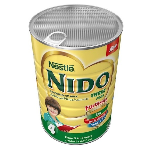 Nestle Nido Fortiprotect Three Plus (3-5 Years Old) growing Up Milk