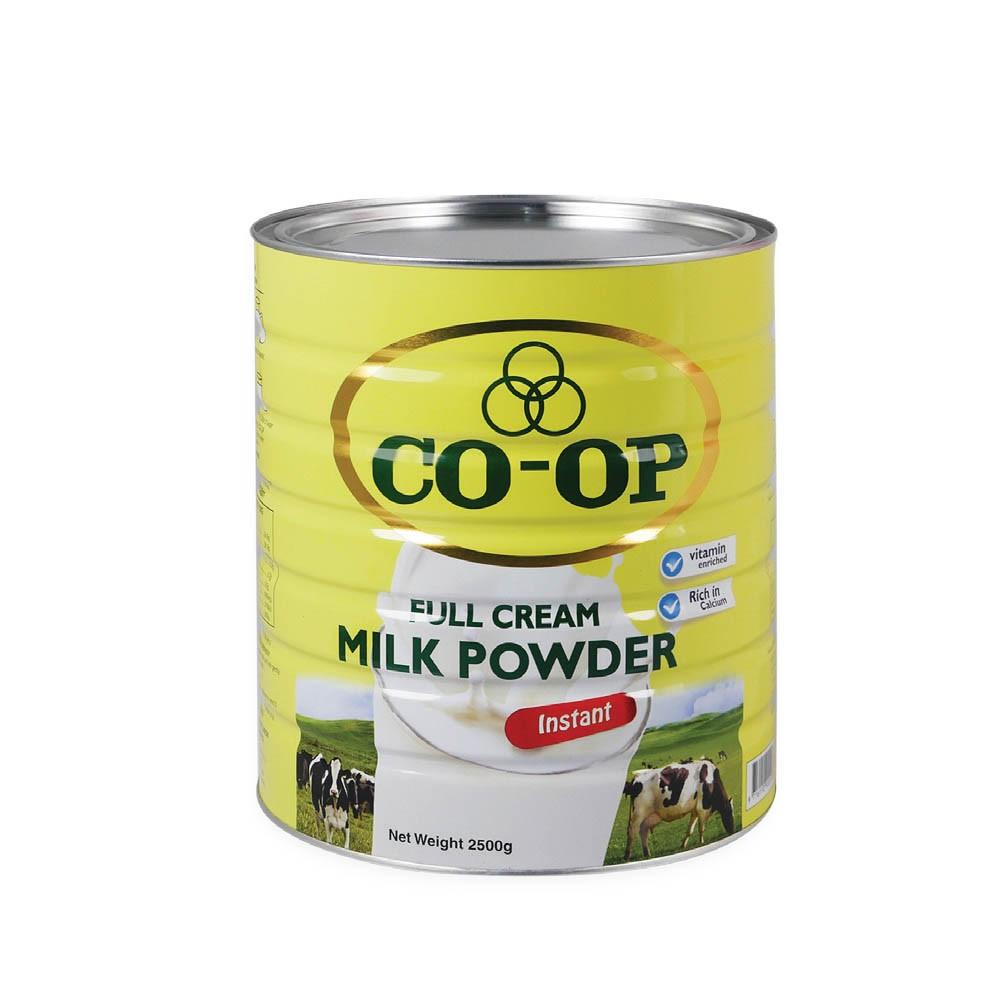 Co-op Full Cream Milk Powder - 2500 g