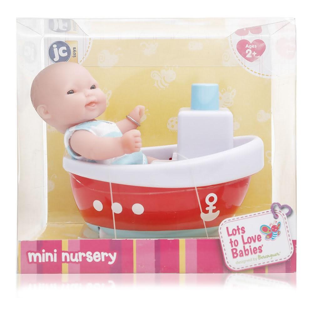 Jc Dolls Lots To Love Babies Mini Nursery Toy