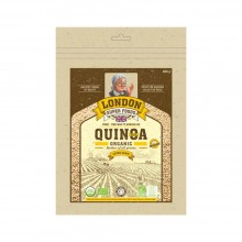 London Super Food Quinoa Pearl : Grains : Organic, 500 gm