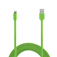 Aiino Lightning Cable 1 - 2 M Assorted Color AICLTNGMFIF-BK