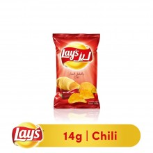 Lays Chili Potato Chips, 14g