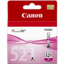 Canon CLI-521M Ink Cartridge - Magenta