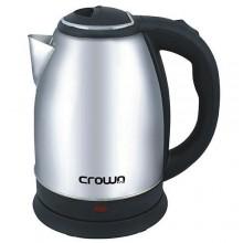 Crownline 1.8 Liter Cordless Kettle - KT-157 Silver