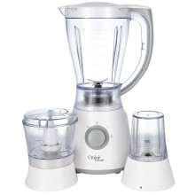 Emjoi 3 in 1 Blender - 400W, UEFP-365