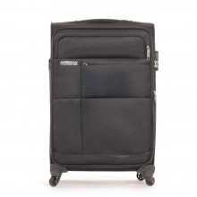 American Tourister Speed Spinner 76Cm C Black