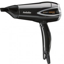 Babyliss 2000W Cord Reel Diffuser, 13mm Nozzle, Hair Dryer, BABD371SDE