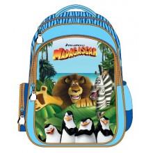 """Madagascar (7906) School Bag 15"""" BackPack  MD02-1090"""