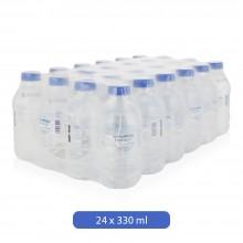 Samaya Natural Mineral Water - 24 x 0.33 Ltr